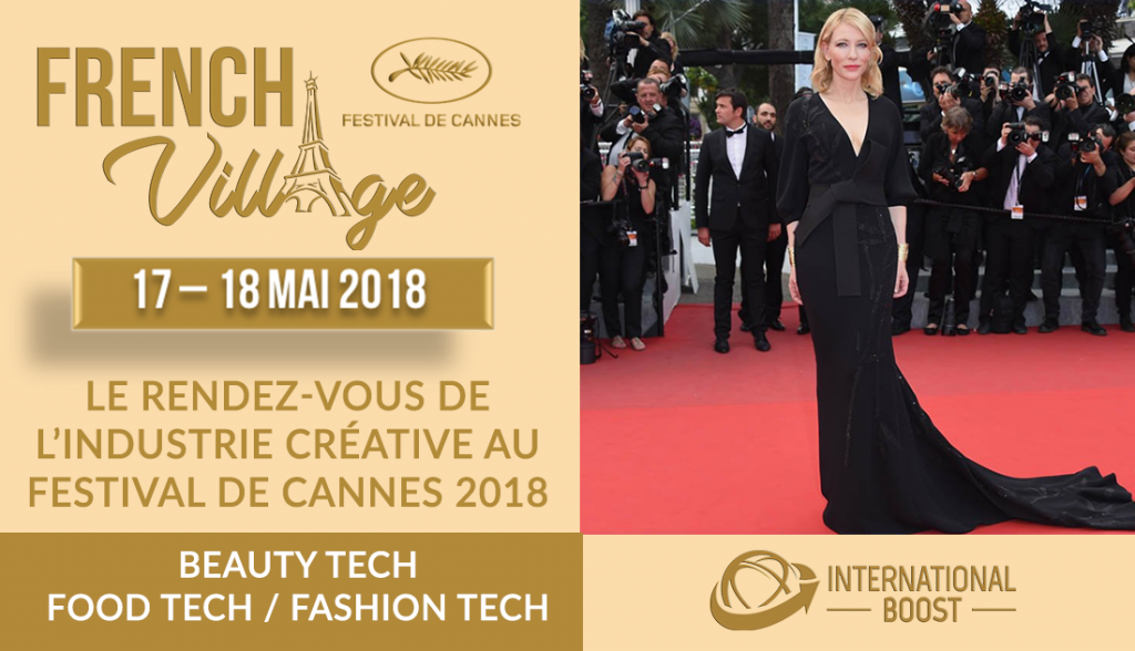 French Village Festival de Cannes 2018